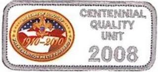 Centennial Quality Unit 2008